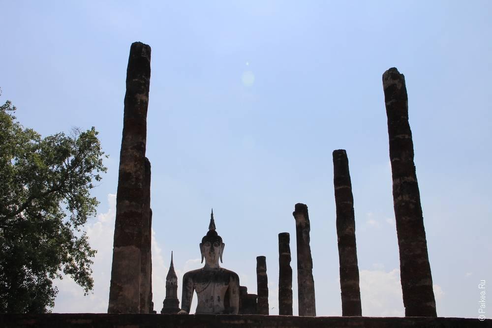 Образ Будды из Сукхотая