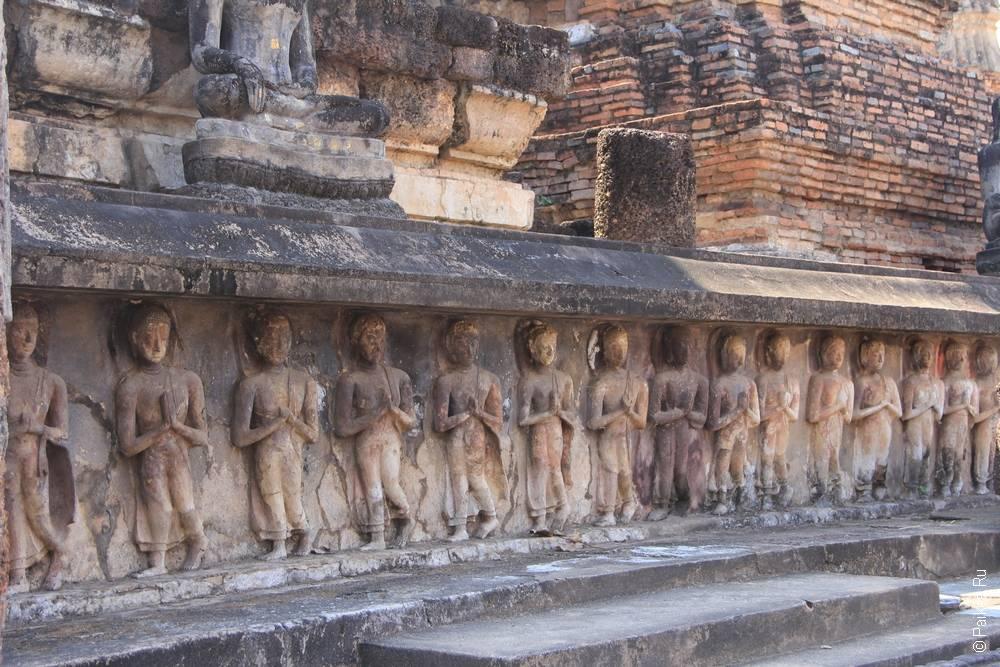 Таиланд - Сукхотай - Исторический парк (Thailand - Sukhothai Historical Park)