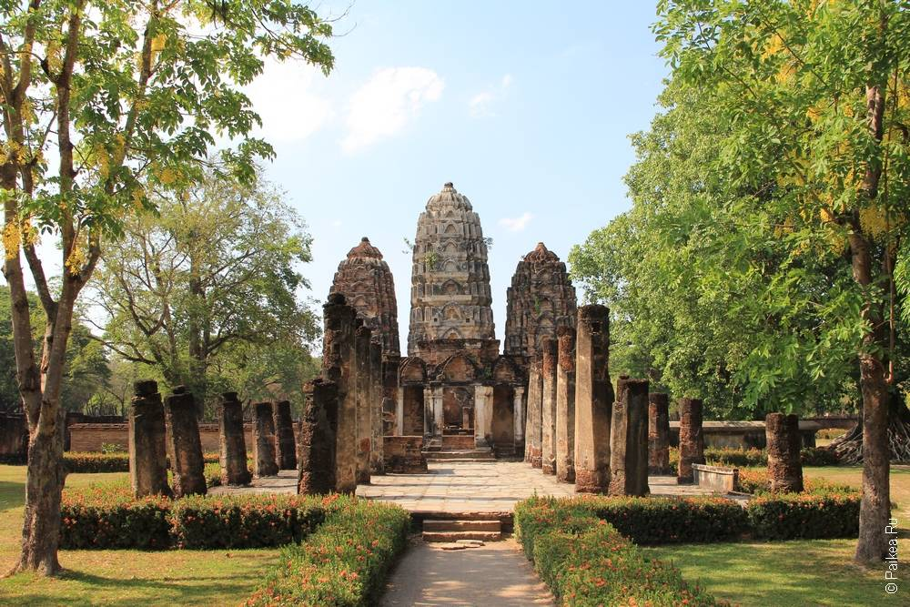 Пранг в кхмерском стиле