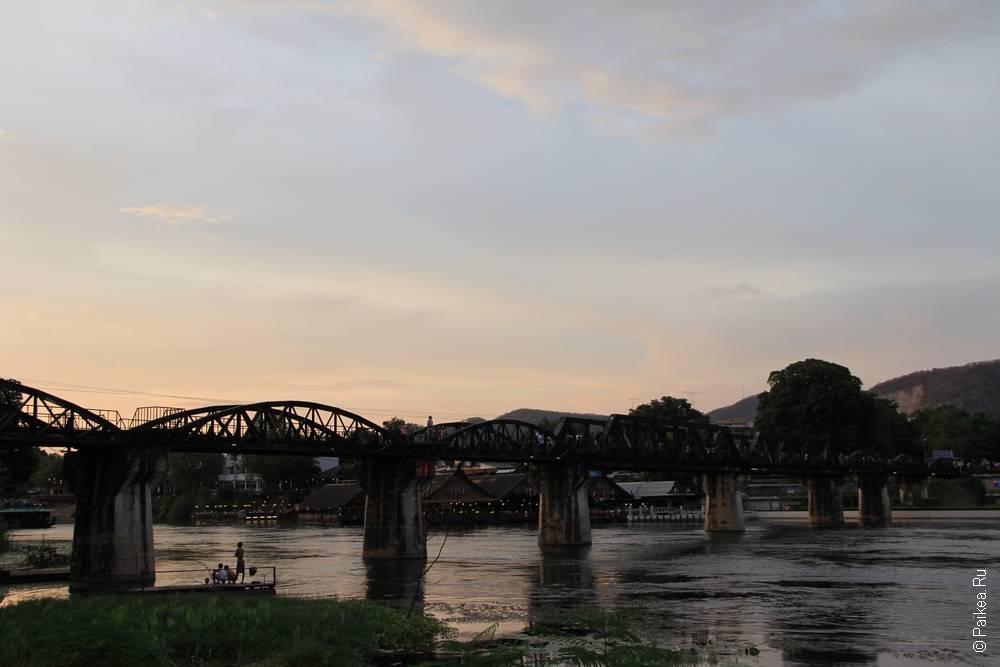 Таиланд - город Канчанабури (Thailand - Kanchanaburi)