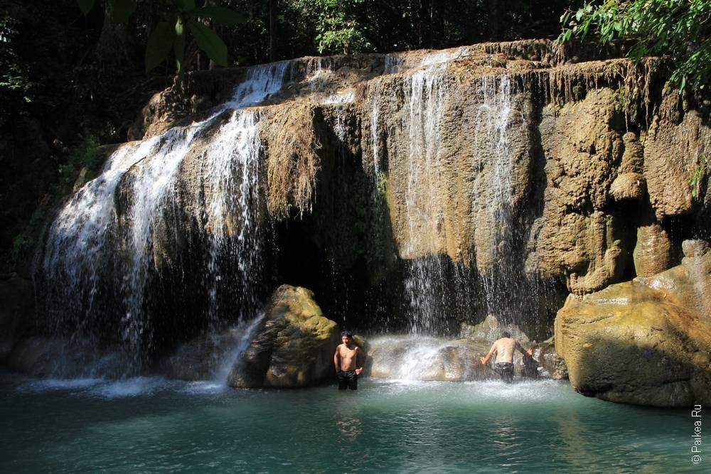 Таиланд - Канчанабури (Thailand - Kanchanaburi)