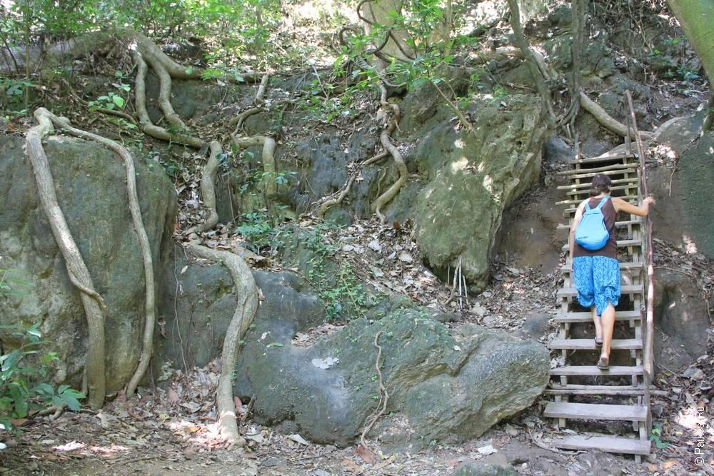 подъем на водопад эраван