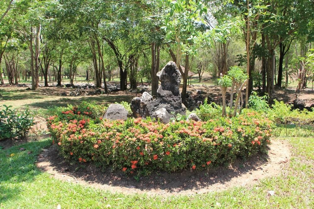 Таиланд - Канчанабури - Исторический парк Муанг Сингх (Thailand - Kanchanaburi - Muang Singh Historical Park)