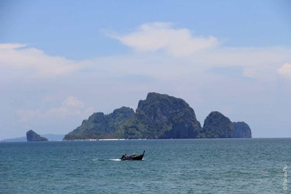 Таиланд - Краби - Ао Нанг (Thailand - Krabi - Ao Nang)