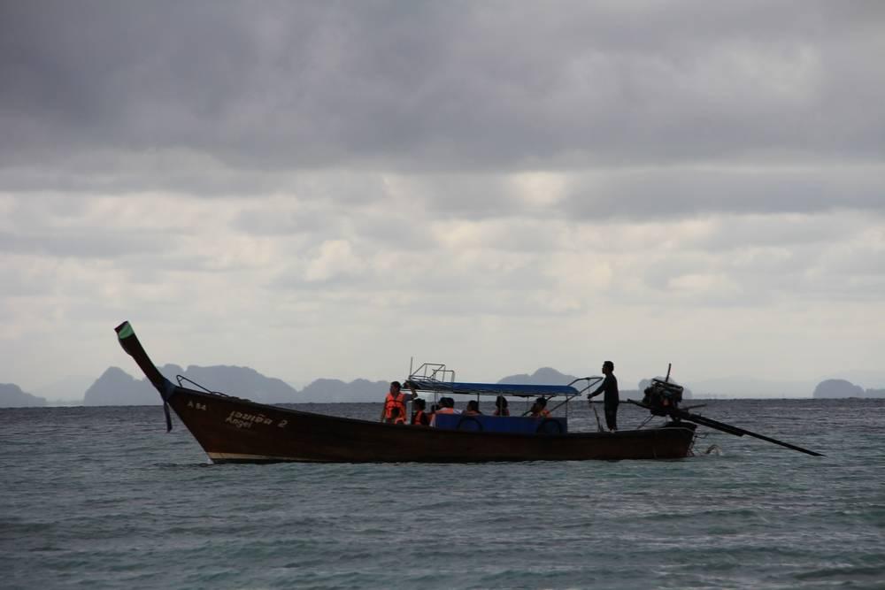 Лонгтейл лодка