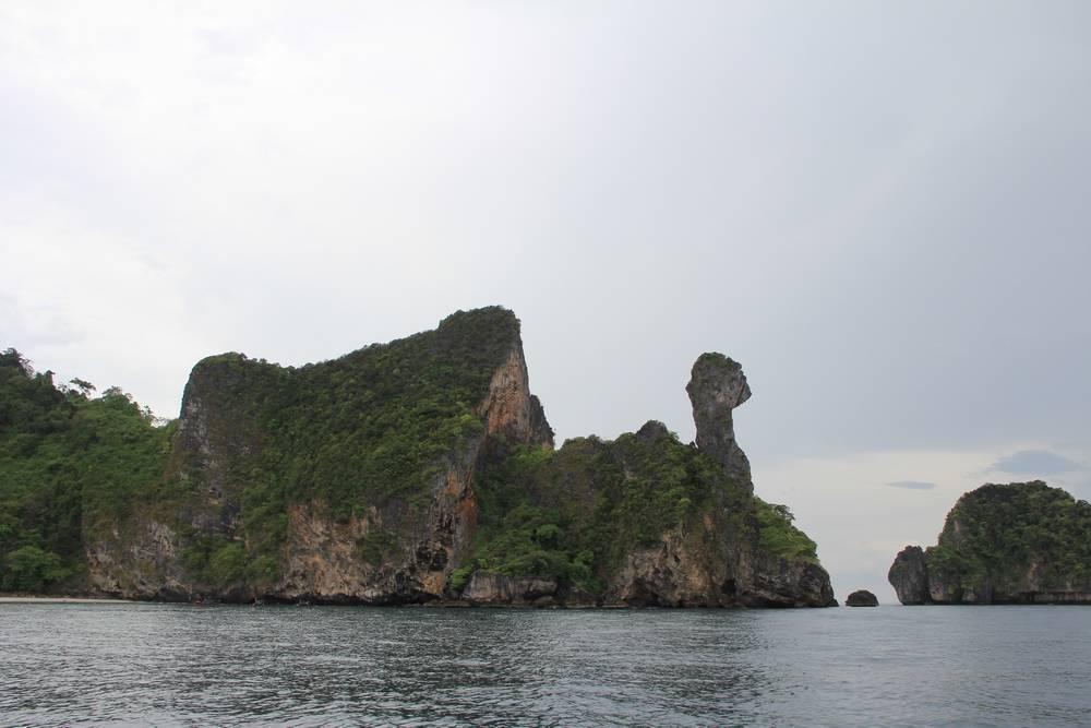 остров курица в таиланде