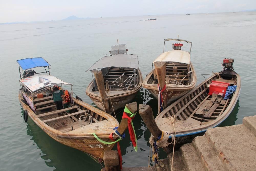 Таиланд - Краби -Ао Нам Мао (Thailand - Krabi - Ao Nam Mao)