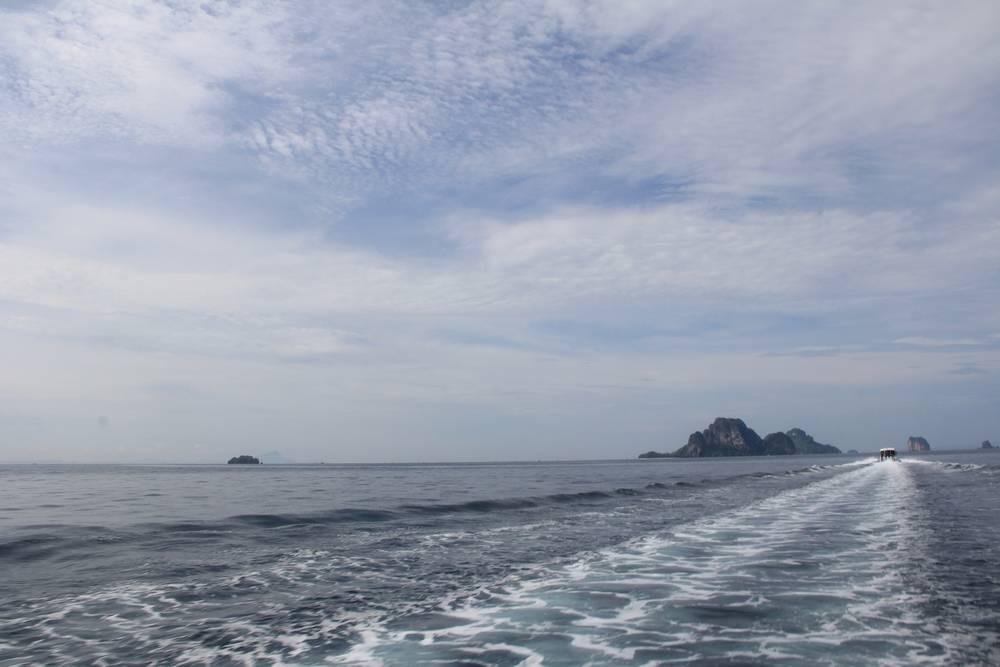 Андаманское море в Краби