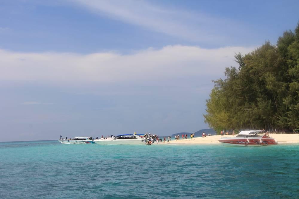 Остров Бамбу (Bamboo Island)