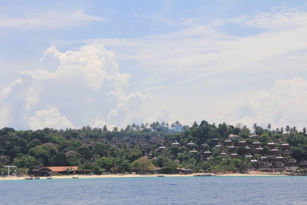 Остров Пхи Пхи Дон (Phi Phi Don)