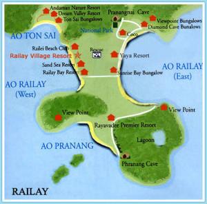 Таиланд - Краби - Рейли (Thailand - Krabi - Railay)