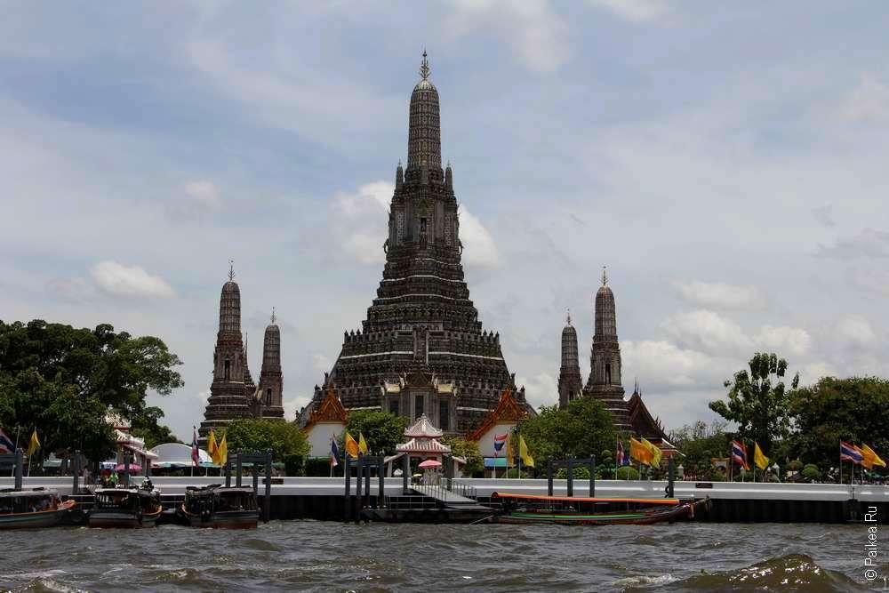 Ват Арун, Бангкок достопримечательности