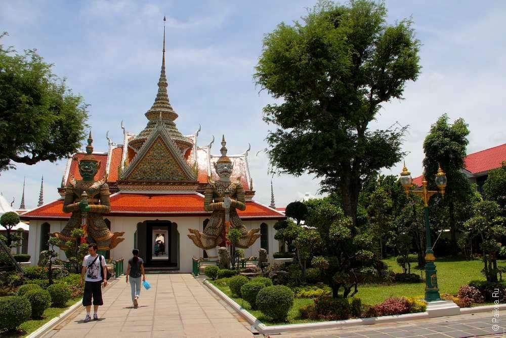 фото Ват Арун, Бангкок, Таиланд