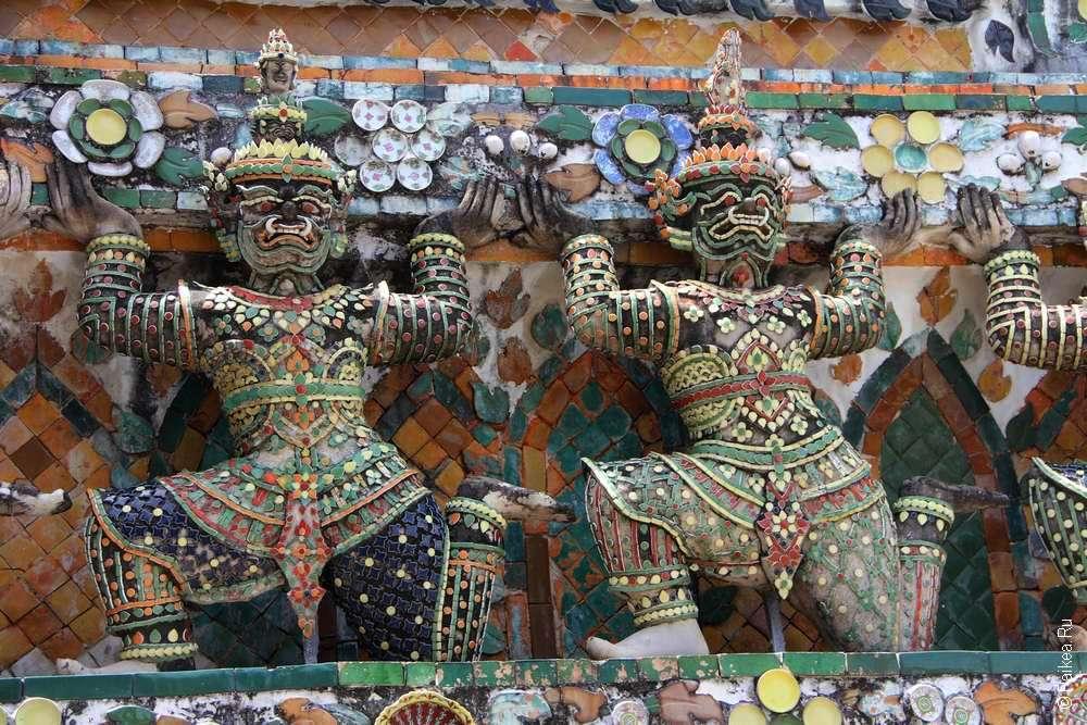 Ват Арун Бангкок Таиланд