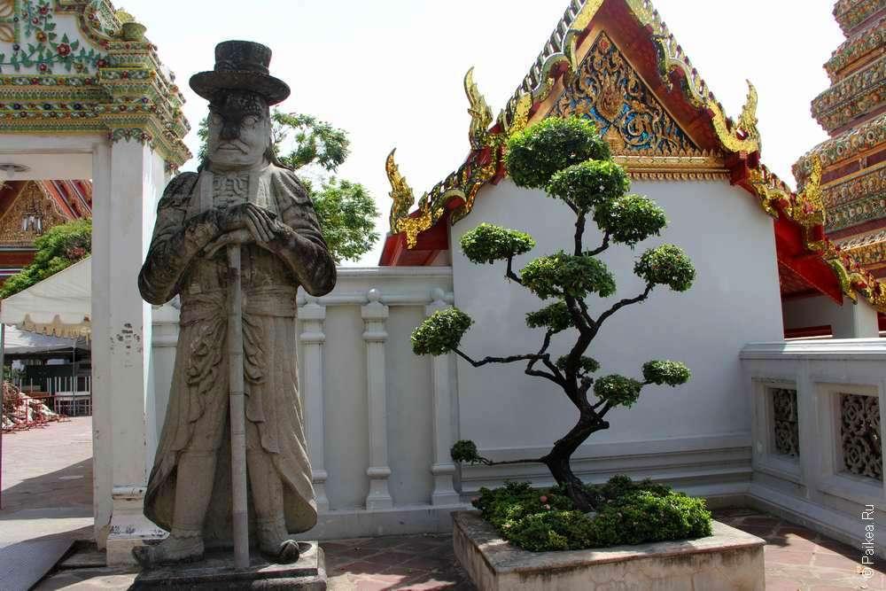 Ват Пхо в Бангкоке