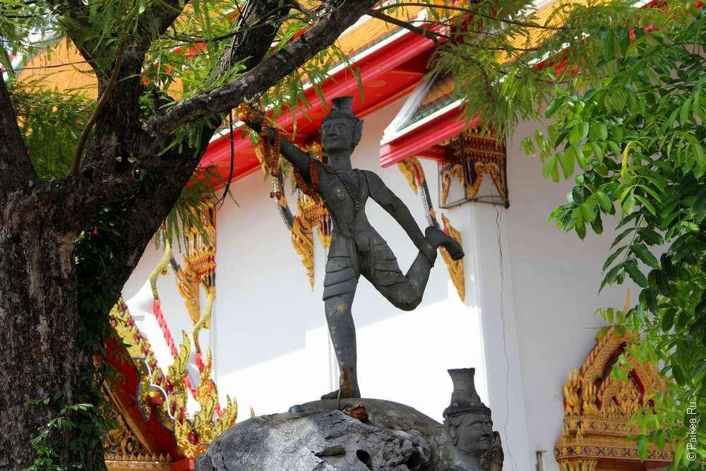 Ват Пхо массаж