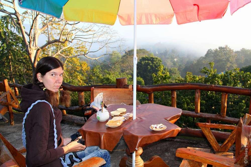 Чианг Дао отель