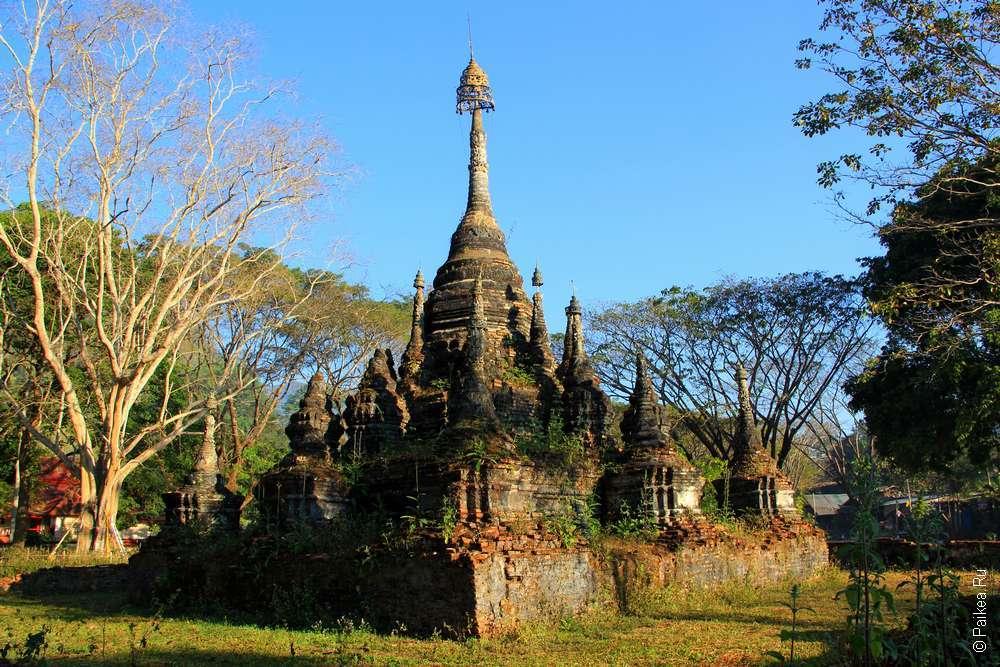 Храм пещера Чианг Дао