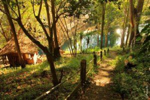 Чианг Дао пещера Северный Таиланд