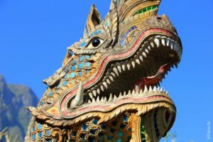 Храм в Чианг Дао