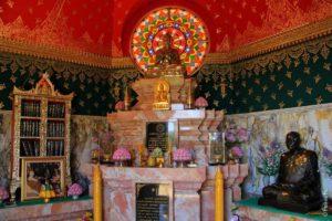 Пещерный храм Чианг Дао