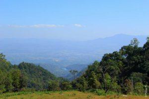 Горы в Таиланде