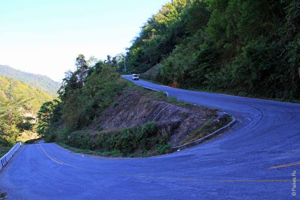 Дорогие Северного Таиланда
