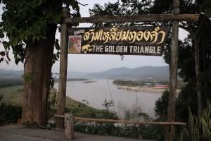 Таиланд - Золотой Треугольник (Thailand - Golden Triangle)