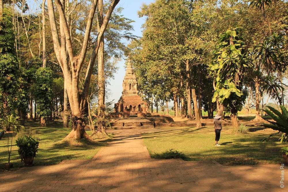 Чианг Саен Ват Па Сак