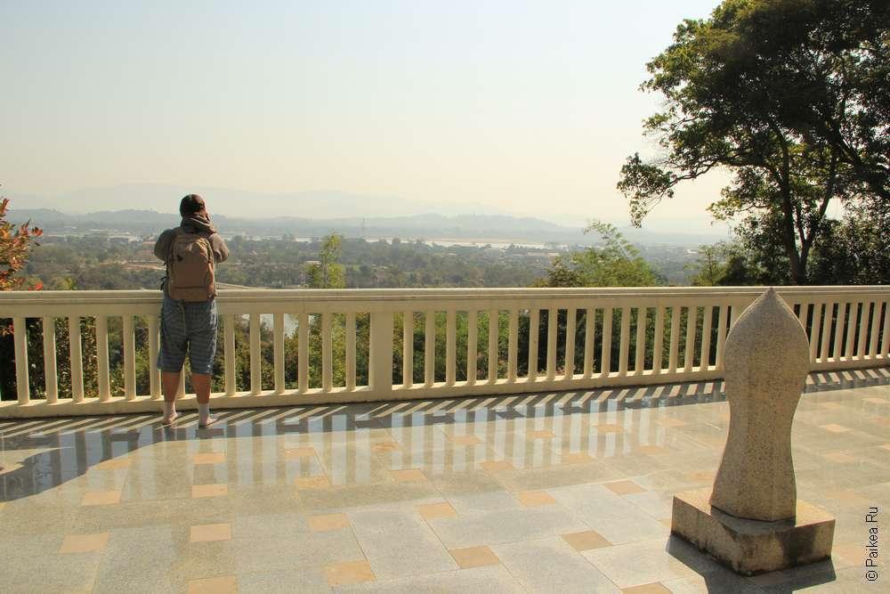 Чианг Саен смотровая площадка
