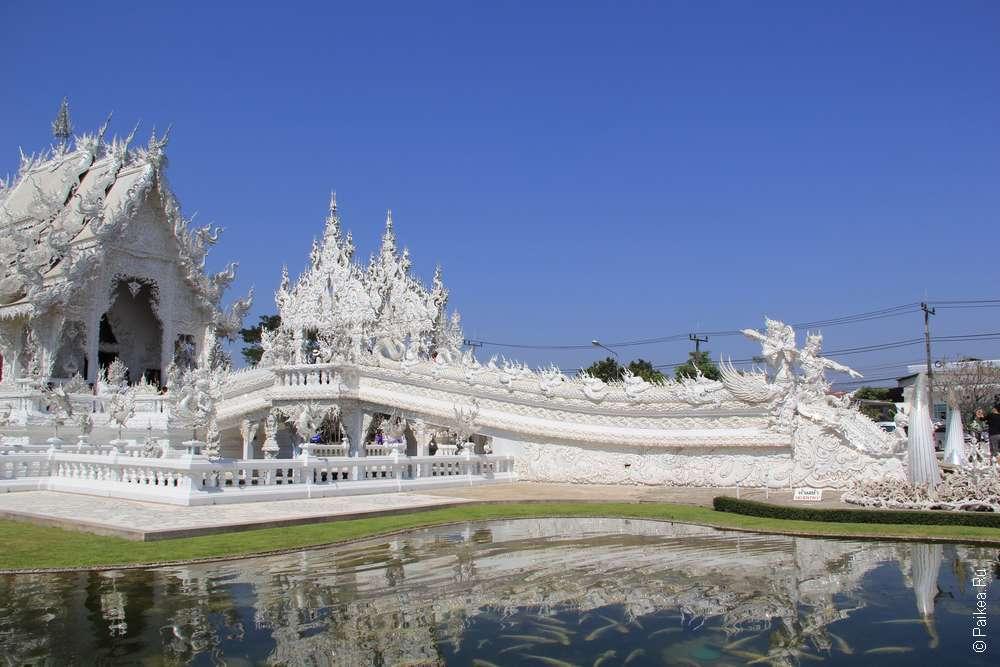 Ват Ронг Кхун Таиланд