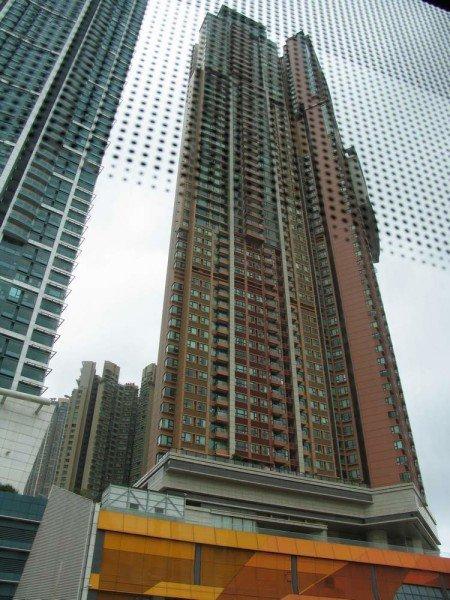 небоскребы в гонконге фото