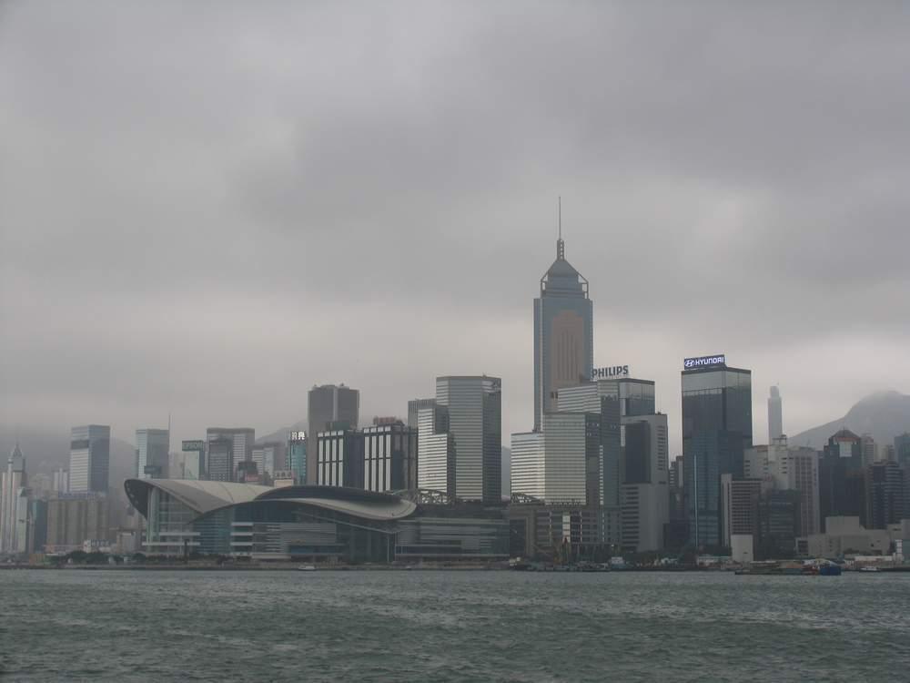 Гонконг - мировой финансовый центр