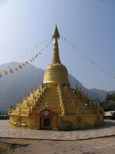 Таиланд - На границе с Бирмой (Thailand - Along the Burmese border)