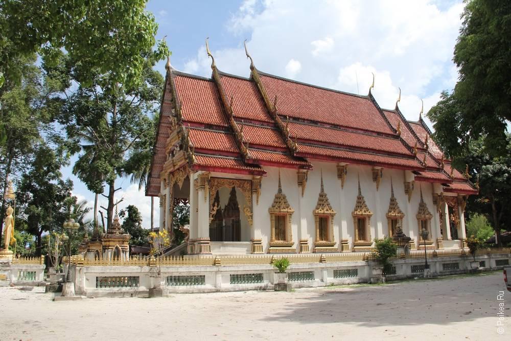 Таиланд - Накхон Си Таммарат (Thailand - Nakhon Si Thammarat)