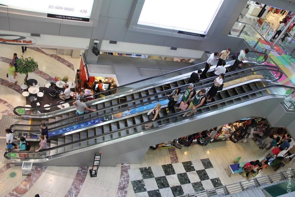 Таиланд - Бангкок - Торговый центр MBK (Thailand - Bangkok - MBK Shopping Center)