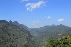 Гора Дой Анг Кханг в Таиланде