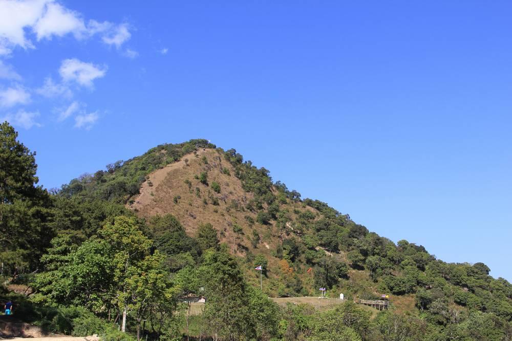 Большой холм