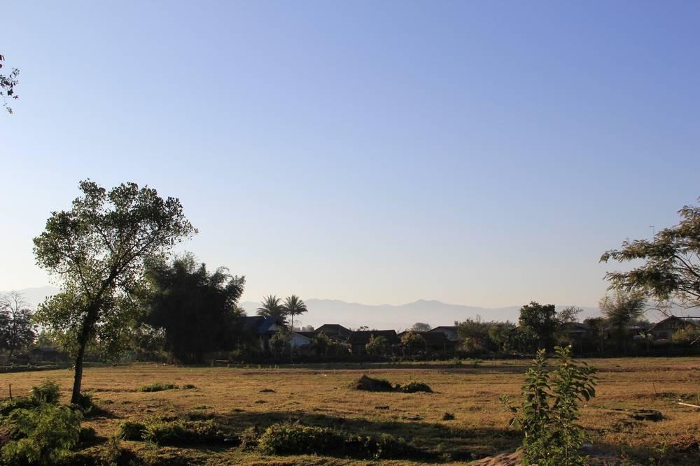 неизведанный Таиланд - сухое поле