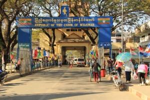 Таиланд - Мэ Сай (Thailand Mae Sai)