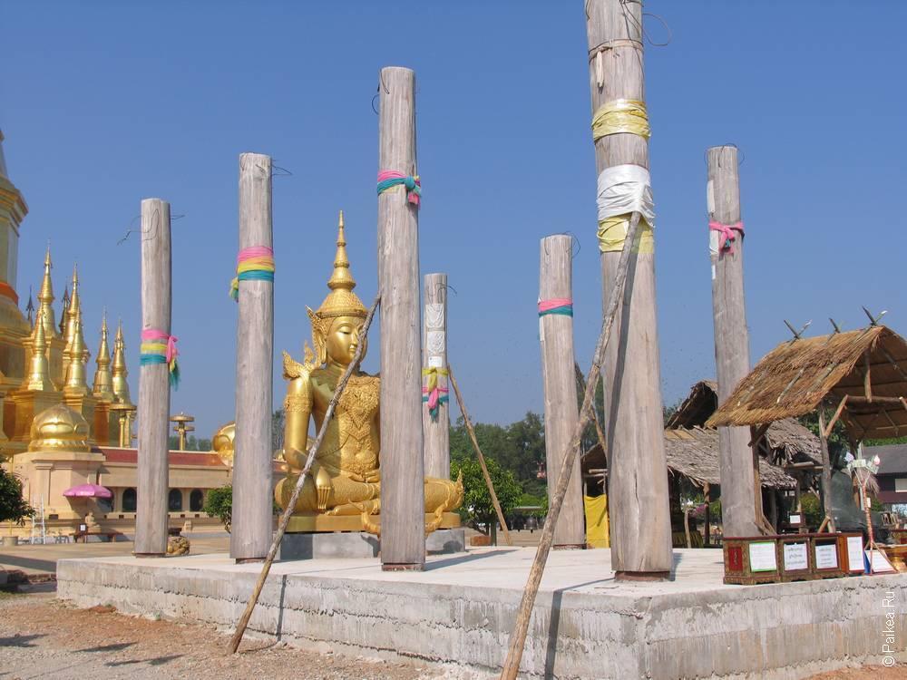 Таиланд неизвестный и нетуристический. Путешествие по маршруту Ли - Так ( Thailand - Li - Tak)
