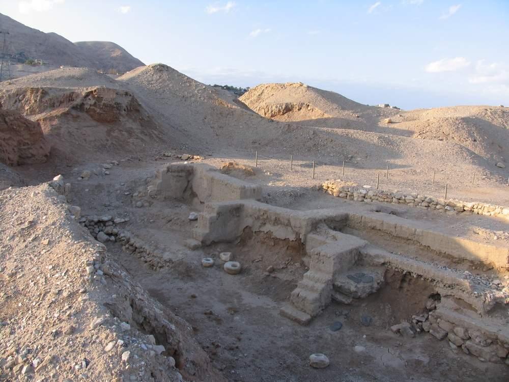 Палестина - Руины Иерихона (Palestine - Old Jericho)