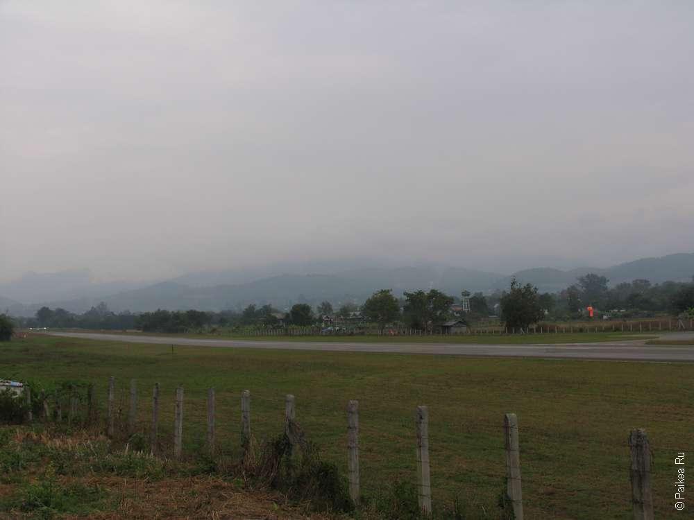 аэродром малой авиации в таиланде