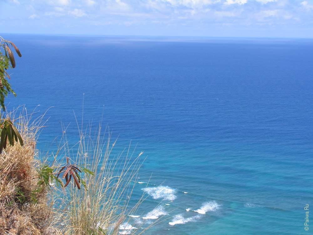 бескрайний тихий океан