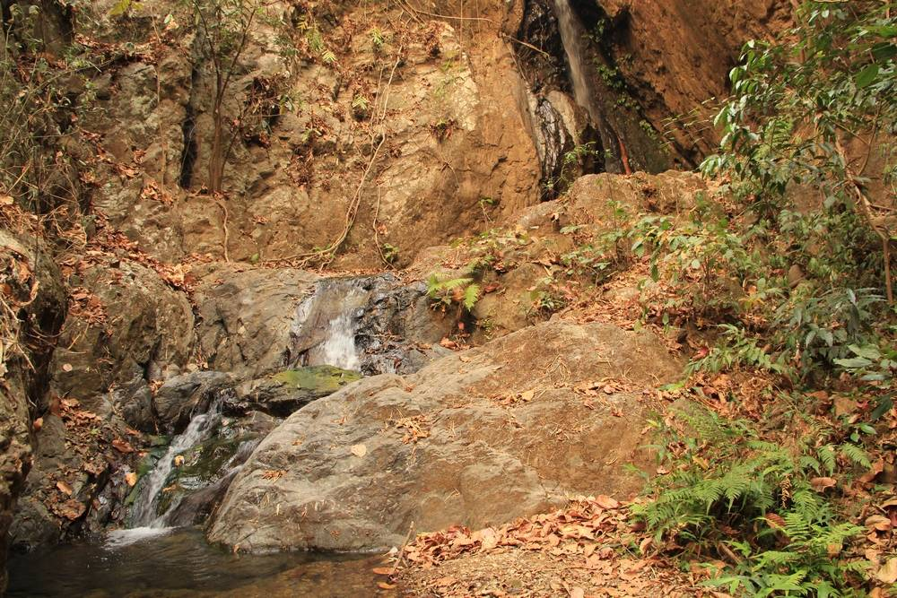 Таиланд - Национальный парк Мэ Сурин (Thailand - Mae Surin National Park)