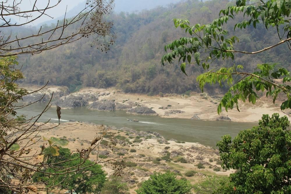 Таиланд - Мэ Сарианг - Река Салавин (Thailand - Mae Sariang - Salawin River)