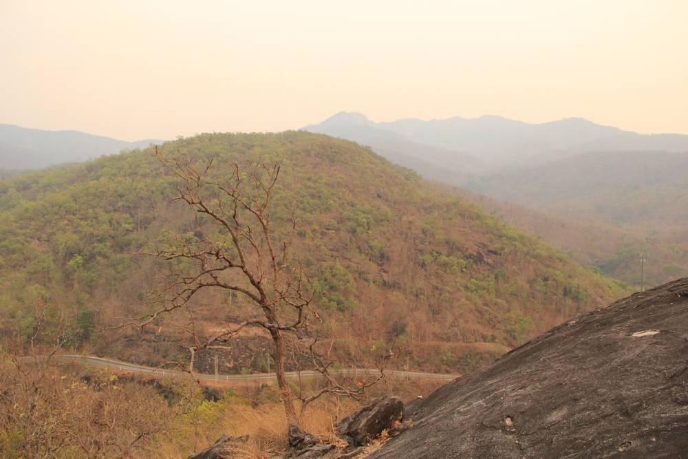Таиланд - Национальный парк Об Луанг (Thailand - Ob Luang National Park)