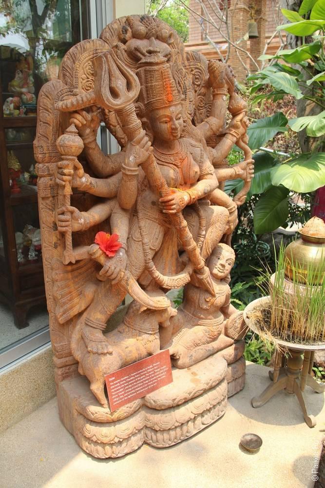 Таиланд - Чом Тонг - Музей Ганеша (Thailand - Chom Tong - Ganesha Himal)