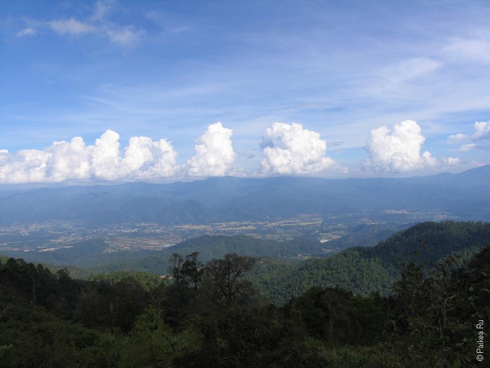 Таиланд - Пай - Вьюпоинты (Thailand - Pai - Viewpoints)