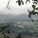 Вьюпойнты над городом Пай в северном Таиланде